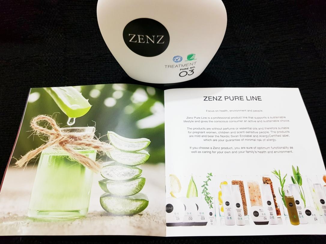 Narah Zenz Organic Tratament Pure no 03