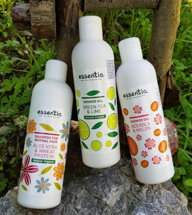 Essentiq bioaleea vegan cruelty-free natural organic