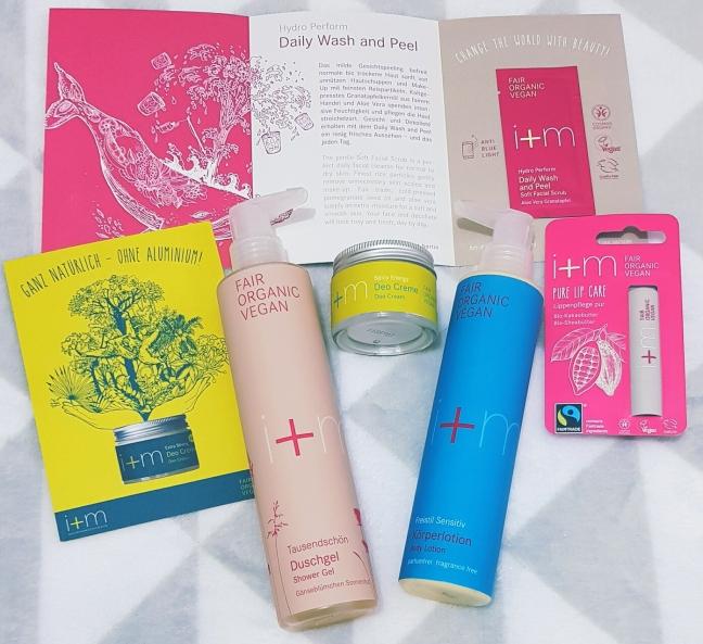 I+m Naturkosmetik Berlin vegan cruelty-free narah deodorant crema lotiune pentru corp gel de dus balsam de buze