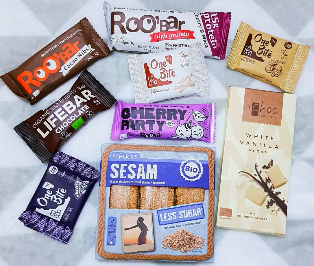 Vegagan Delights vegan gluten-free organic cacao raw vegan baton
