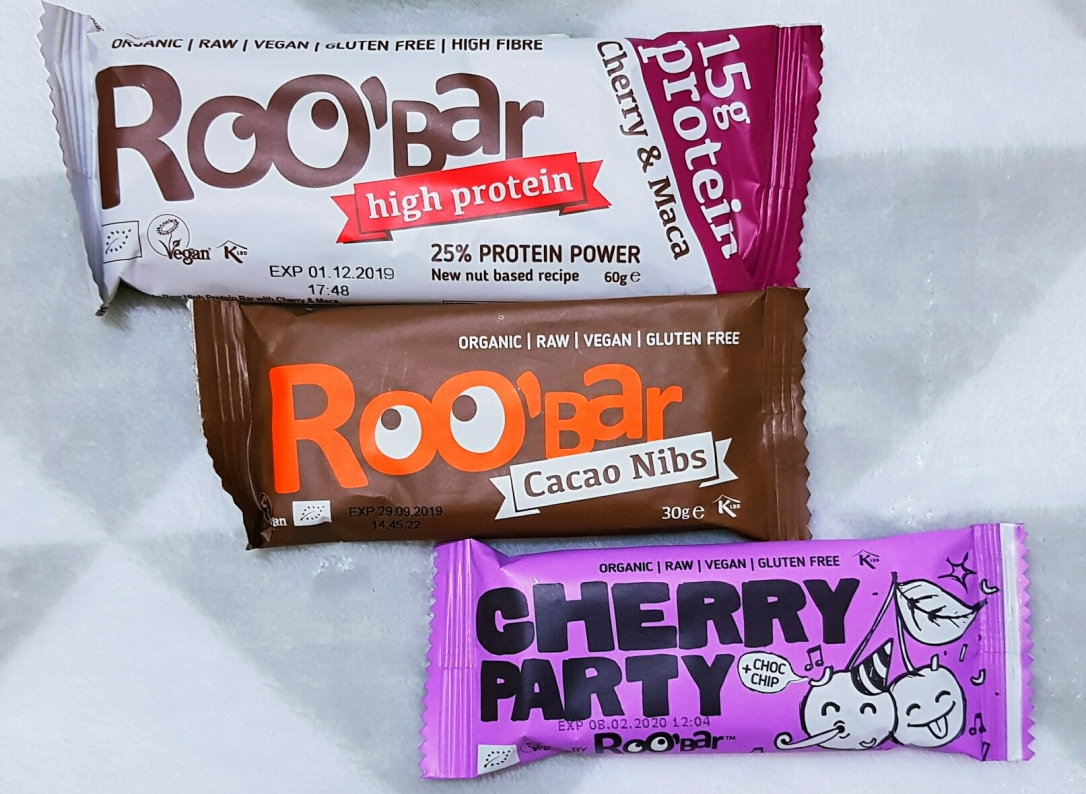 Roobar baton vegan raw vegan