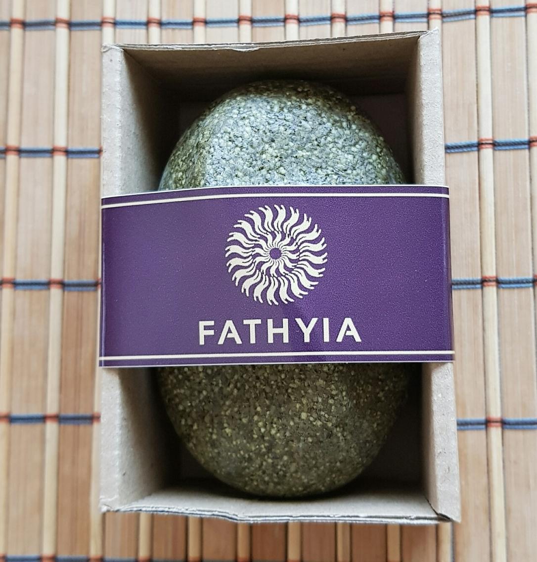 Sampon solid bar vegan Cruelty-free FATHYIA