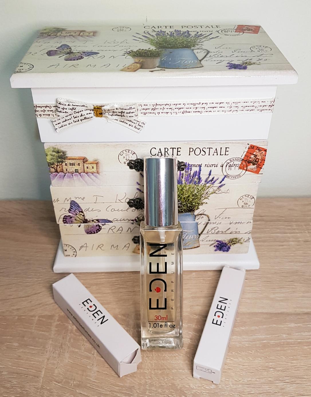 EDEN Perfumes variante etice, parfumuri vegane și cruelty-free, alternative vegane ale parfumurilor celebre Paco Rabbane Lancome Armani Guerlain Angel