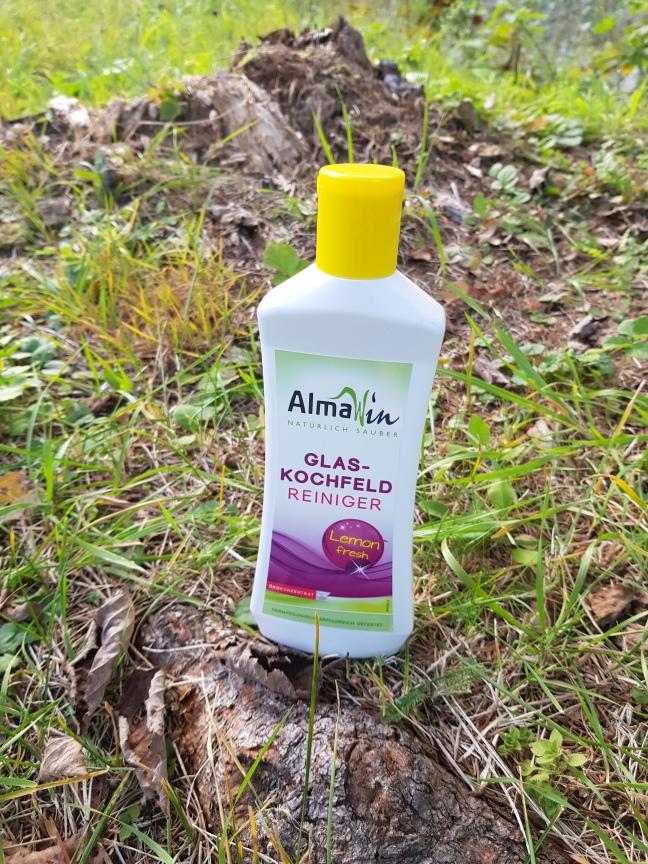 Solutie pentru curatat aragazul vegan bio cruelty-free