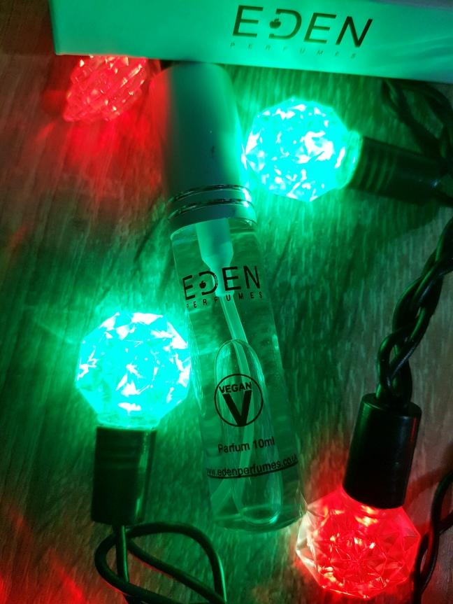 Baccarat Rouge 540 de Maison Francis de Kurkdjian EDEN Perfumes - No.504 Bacarat - 20%-30% intensitate - Elixir de parfum Vegan etic cruelty-free