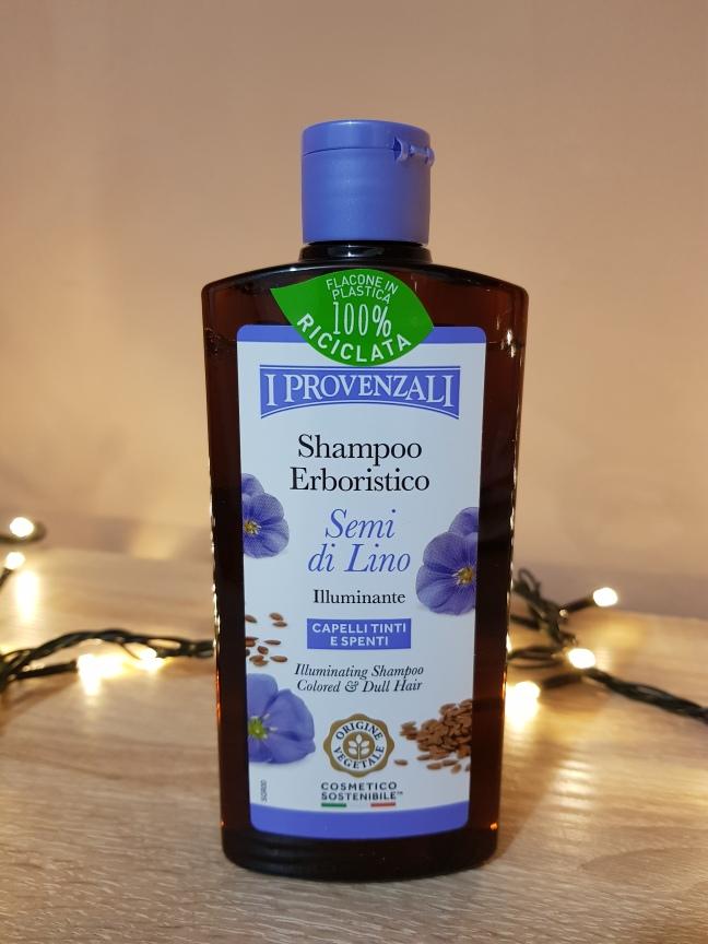Șampon cu semințe de in iprovenzali vegan cruelty-free bio